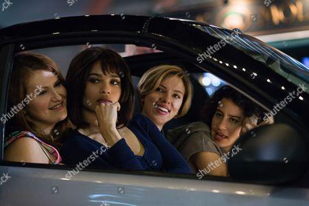 Jillian Bell, Zoe Kravitz, Scarlett Johansson, Illana Glazer