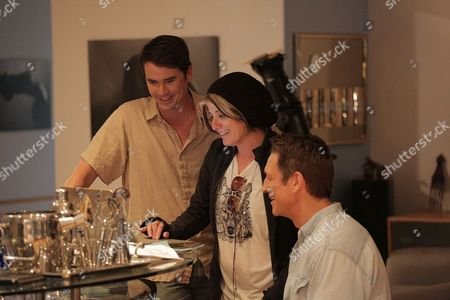 Stock Picture of Shawn Parsons, Robert Gant, Kim Rocco Shields