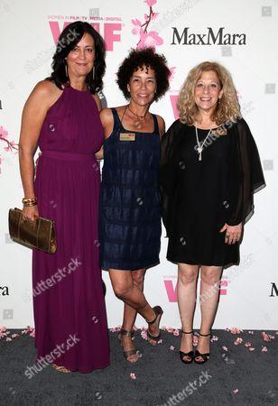 Jane Fleming, Stephanie Allain, Debbie Liebling