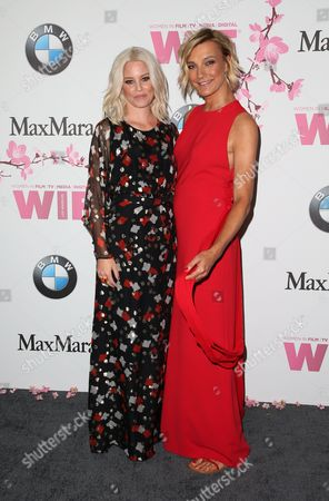 Editorial picture of Women In Film Crystal and Lucy Awards, Arrivals, Los Angeles, USA - 13 Jun 2017