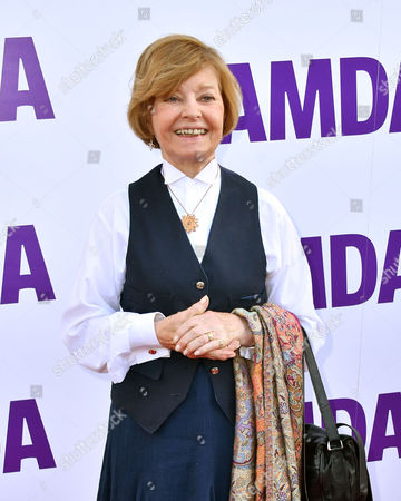Stock Photo of Prunella Scales