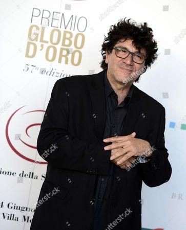 Editorial photo of Globo d'Oro film awards, Rome, Italy - 14 Jun 2017