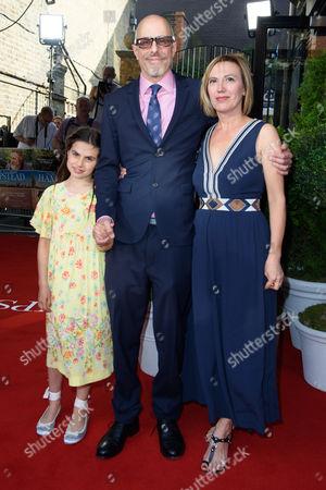 Editorial image of 'Hampstead' World Premiere London, UK - 14 Jun 2017