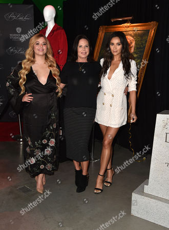 Editorial image of 'Pretty Little Liars: Made Here' exhibit, Warner Bros Studio Tour Hollywood, Los Angeles, USA - 14 Jun 2017