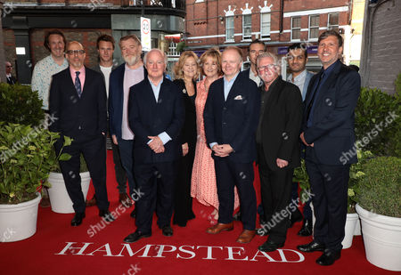 Will Smith, Rob Festinger, Brendan Gleeson, Rosalind Ayres, Deborah Findlay, Jason Watkins, Phil Davis, Peter Singh, Joel Hopkins