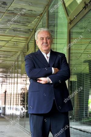 Stock Image of Michele Santoro