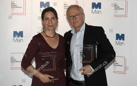 David Grossman and Jessica Cohen