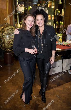 Stock Image of Jennifer Segal and Ippolita Rostagno