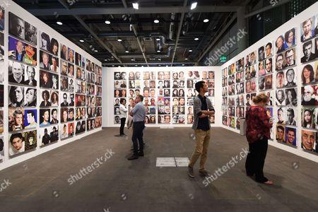 Editorial photo of Art Basel, Switzerland - 13 Jun 2017