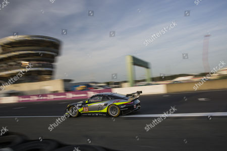 93 PROTON COMPETITION, PORSCHE 911 RSR (991), Patrick LONG USA, Abdulaziz Turki AL FAISAL SAU, Michael HEDLUND USA during the 24 Hours of Le Mans 2017 qualifying 2 and qualifying 3 at Le Mans, Le Mans