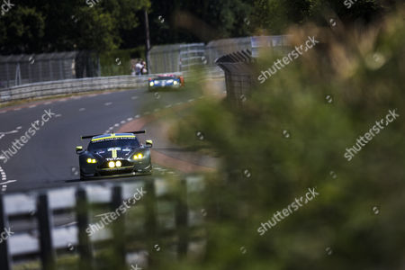 Editorial picture of 24 Hours of Le Mans 2017 - 15 Jun 2017