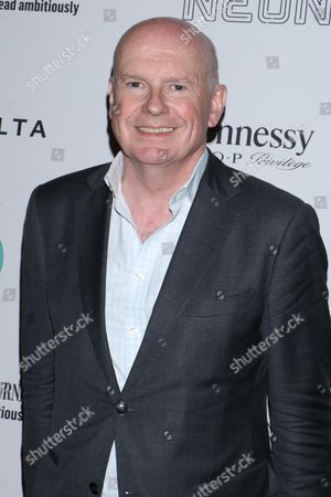 Stock Photo of Gerard Baker, Dow Jones Managing Editor, and the Wall Street Journal Editor-in-Chief