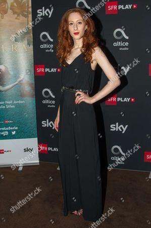 French actress Roxane Duran