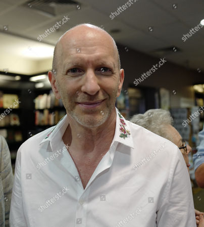 Editorial picture of Red Sky At Noon Book Launch, Waterstone's Book Store, London, UK - 14 Jun 2017