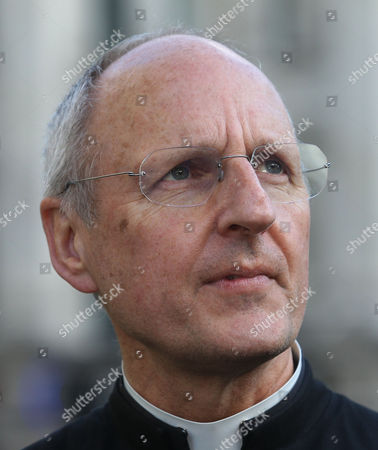 The Dean of St Pauls, The Very Reverend David Ison