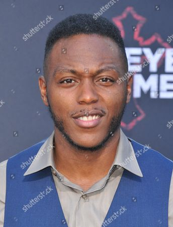 Editorial image of 'All Eyez on Me' film premiere, Arrivals, Los Angeles, USA - 14 Jun 2017