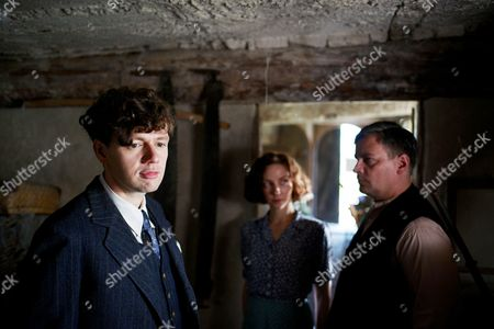 Christian Friedel, Katharina Schuttler, David Zimmerschied