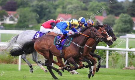 Editorial image of Horse Racing - 15 Jun 2017