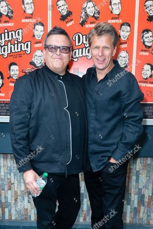 Paul Toogood and Andrew Castle