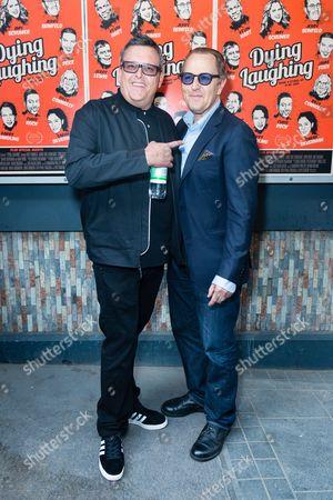 Paul Toogood and Bruce Payne