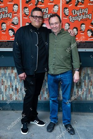 Paul Toogood and Paul Whitehouse