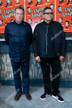 Stock Picture of Lloyd Stanton and Paul Toogood