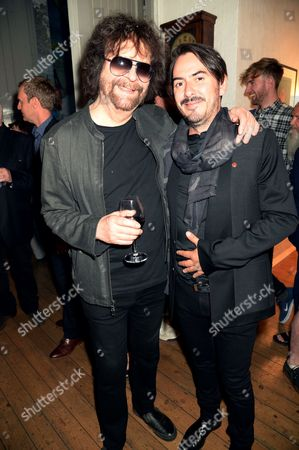 Jeff Lynne and Dhani Harrison