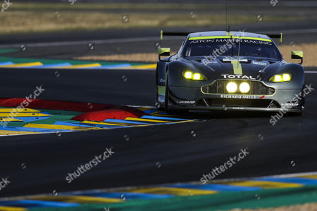 Editorial image of 24 Hours of Le Mans 2017 - 16 Jun 2017