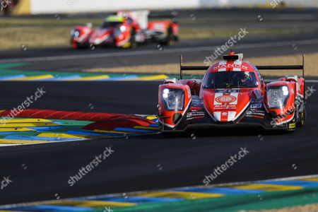 25 CEFC MANOR TRS RACING, ORECA 07 - GIBSON, Roberto GONZALEZ MEX, Simon TRUMMER CHE, Vitaly Petrov RUS during the 24 Hours of Le Mans 2017 qualifying 2 and qualifying 3 at Le Mans, Le Mans