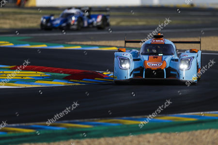 Stock Photo of 34 TOCKWITH MOTORSPORTS, LIGIER JSP217 - GIBSON, Nigel MOORE GBR, Phil HANSON GBR, Karun Chandhok IND during the 24 Hours of Le Mans 2017 qualifying 2 and qualifying 3 at Le Mans, Le Mans