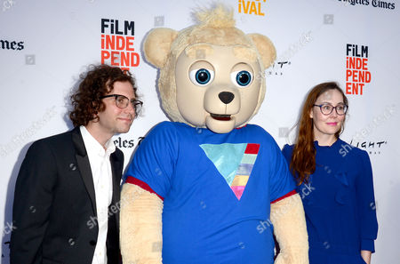 Kyle Mooney. Brigsby Bear and Jennifer Cochis