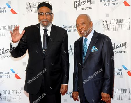 Kenny Gamble and Leon Huff