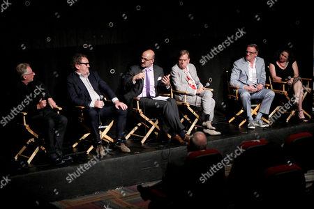 Colin Bateman, Colm Meaney, Shamil Idriss, Timothy Spall, Nick Hamm (Director), Abigail Disney