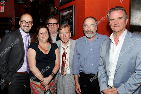 Shamil Idriss, Abigail Disney, Colm Meaney, Timothy Spall, Mandy Patinkin, Nick Hamm (Director)