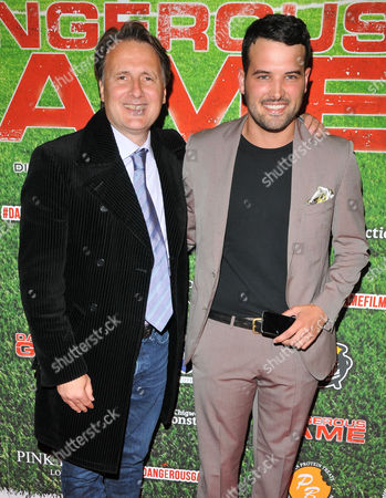 Gary Webster and Ricky Rayment