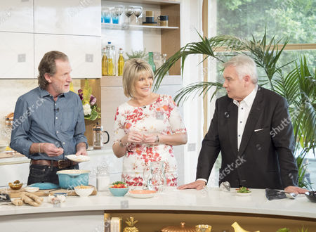 Paul Rankin, Ruth Langsford and Eamonn Holmes