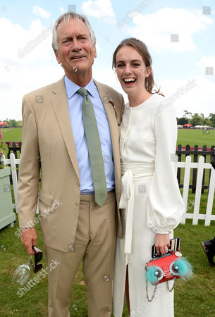 Charles Delevingne and Lady Violet Manners