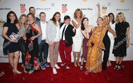 Editorial image of 'Becks' premiere, Los Angeles Film Festival, USA - 15 Jun 2017