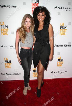 Editorial picture of 'Becks' premiere, Los Angeles Film Festival, USA - 15 Jun 2017