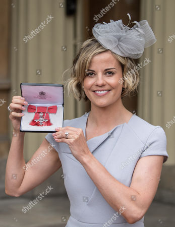 Stock Photo of Suzanne Wolff, who received an OBE