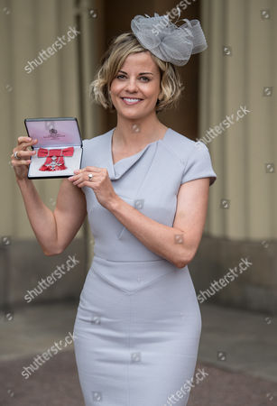 Suzanne Wolff, who received an OBE