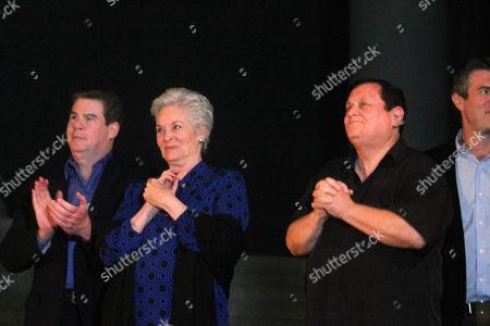 Ralph Garman, Lee Meriwether, Burt Ward