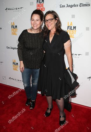 Editorial picture of 'The Keeping Hours' film screening, Los Angeles Film Festival, USA - 15 Jun 2017