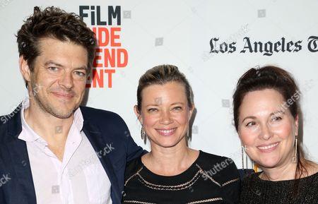Jason Blum, Amy Smart, Karen Moncrieff