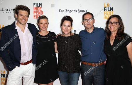 Jason Blum, Amy Smart, Karen Moncrieff, Rebecca Sonnenshine, John Miranda