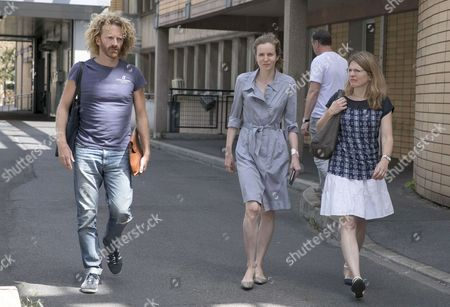Editorial photo of Nathalie Kosciusko-Morizet leaves Cochin Hospital, Paris, France - 16 Jun 2017