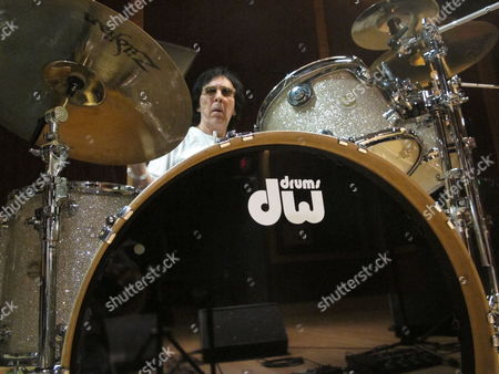 "Drummer and vocalist Peter Criss rehearses in a New York City studio for his final U.S. performance on Saturday. The co-founding member of Kiss best known for the hit single ""Beth"" says he wants to leave the stage on his own terms after a series of unhappy endings with Kiss, and to say goodbye to his fans"