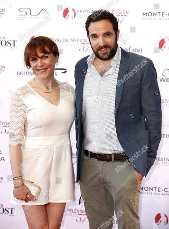 Anne Elisabeth Blateau and David Mora
