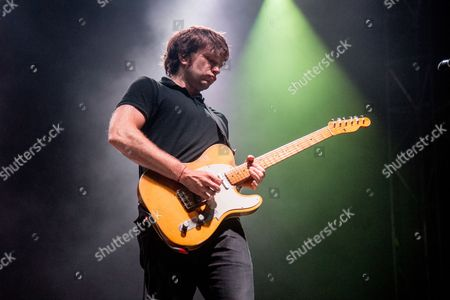 Stock Picture of OK Go - Andy Ross