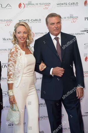 Princess Camilla and Prince Carlo of Bourbon-Two Sicilies